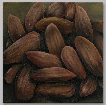 A Heap Of Almonds